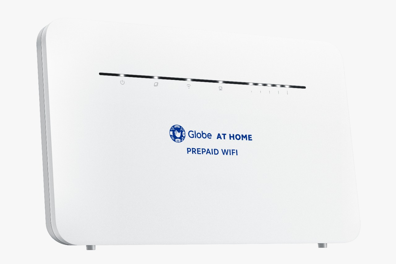 Globe At Home Prepaid WiFi LTE Advanced is the best gift this V-Day for 'Bae'