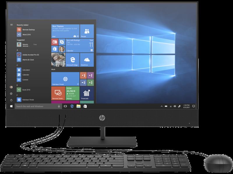 HP makes desktops better for work-from-home