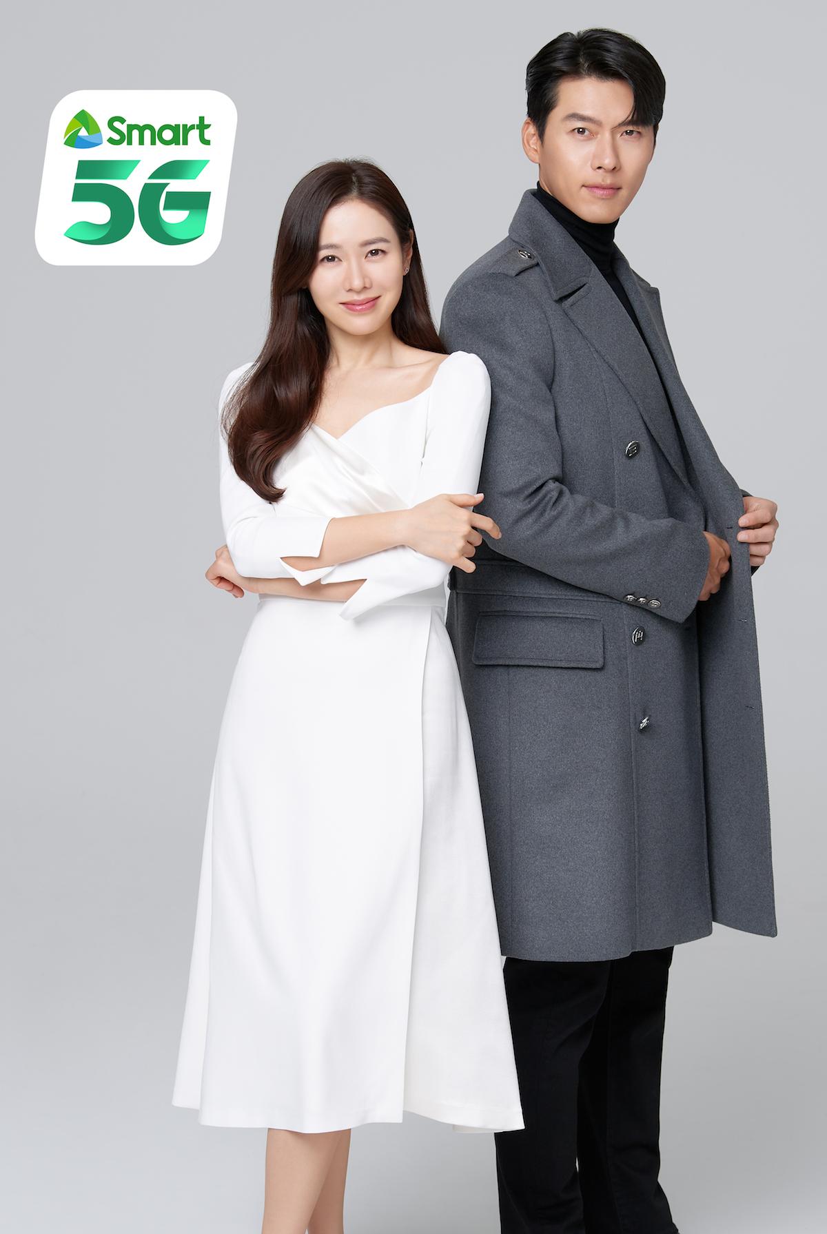 Hyun Bin and Son Ye Jin send fans' hearts aflutter in new Smart TVC