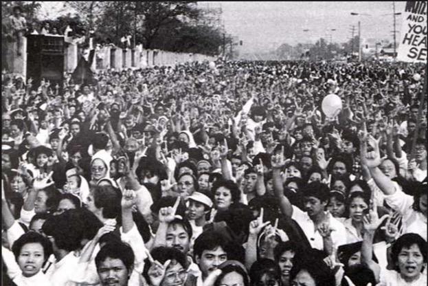 35th anniversary of the 1986 EDSA People Power Revolution