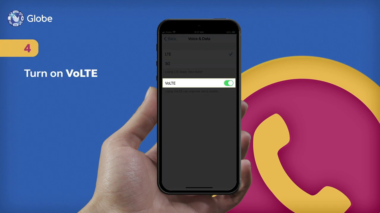 Globe readies VoLTE service for postpaid customers in 1,538 towns and cities all over the country