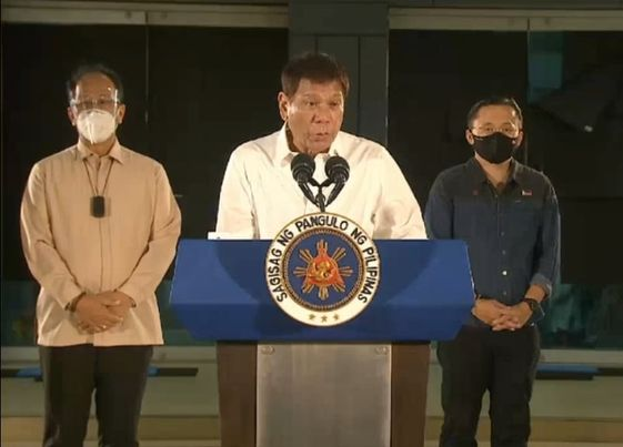 Surviving the 1st year COVID-19 outbreak: President Duterte strongly believes and confident, with China's Sinovac, the business and economy will rise again