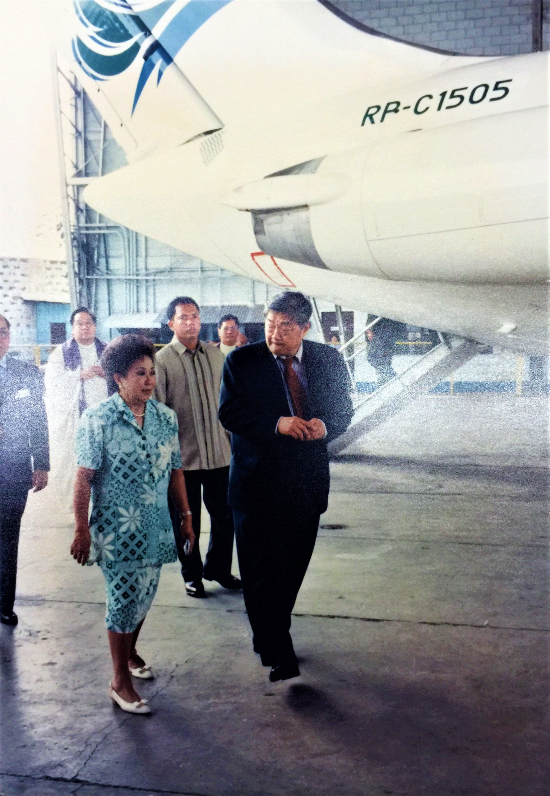 Cebu Pacific CEO Lance Gokongwei leans on valuable lessons from his dad