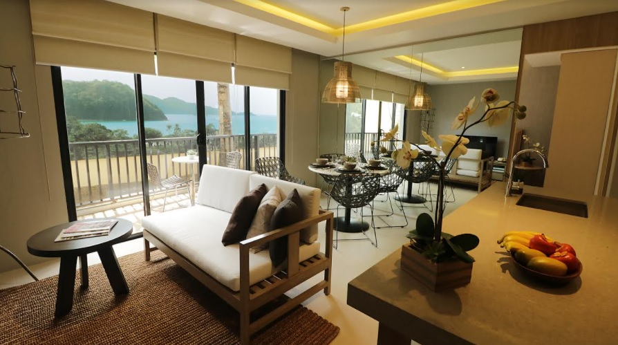 FREIA at Pico de Loro Cove nears completion, on time for 2022 turnover