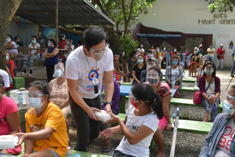 Metrobank joins Task Force Zero Hunger's Pilipinas Kontra Gutom