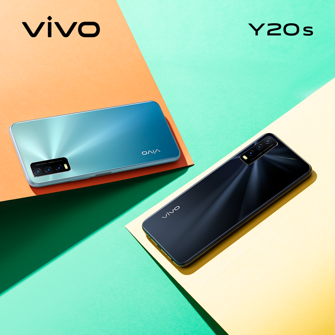 Experience the best winning moments soon with the vivo Y20s [G]