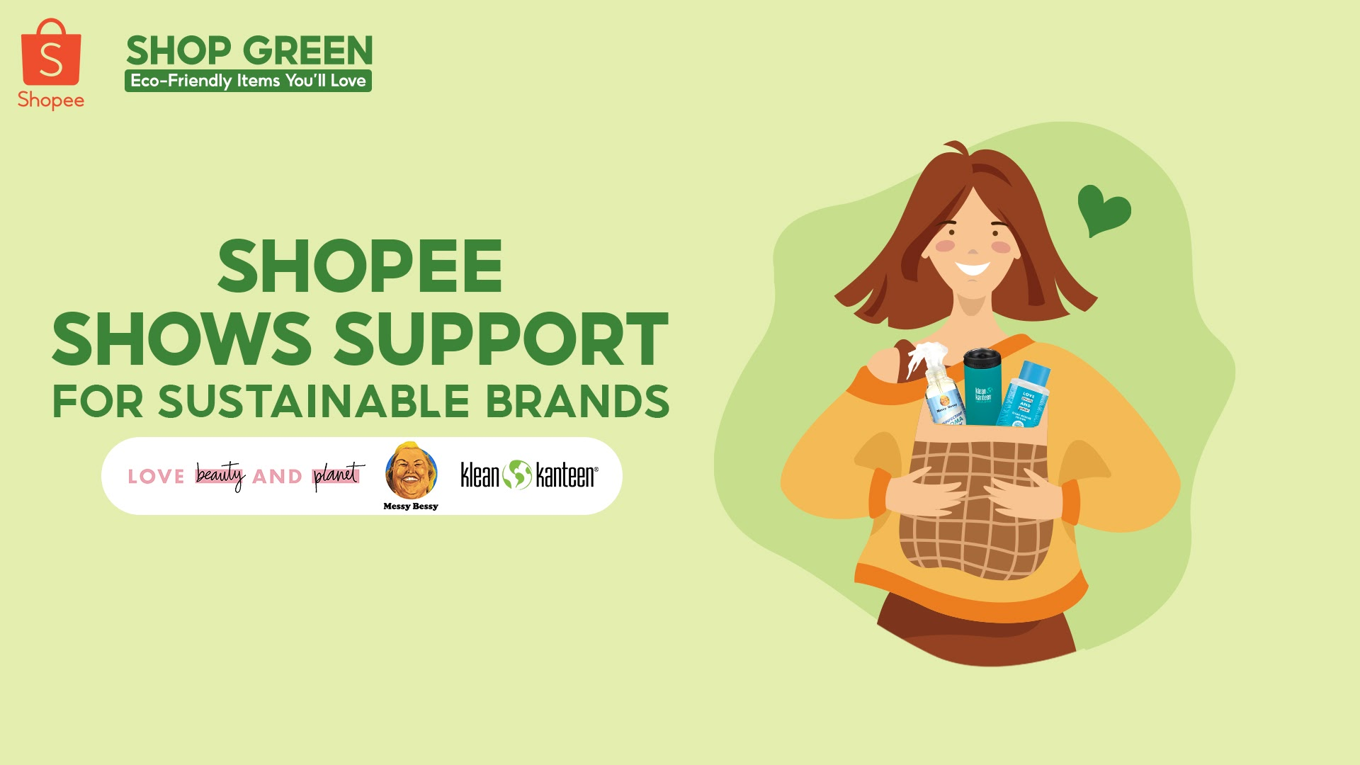 Shopee supports eco-friendly brands in time for Earth Day
