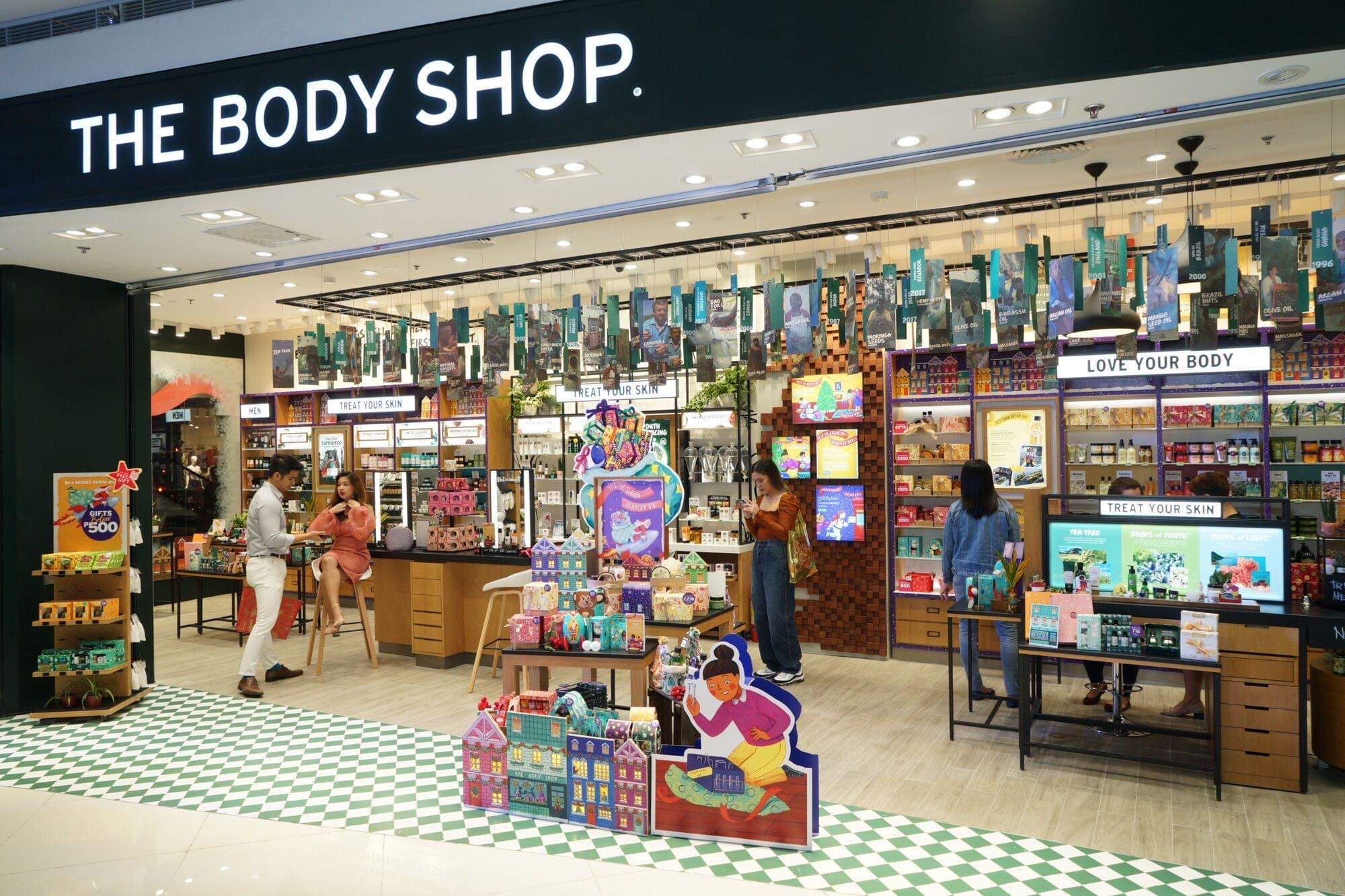 The Body Shop celebrates 25 Feel Good Years in the Philippines