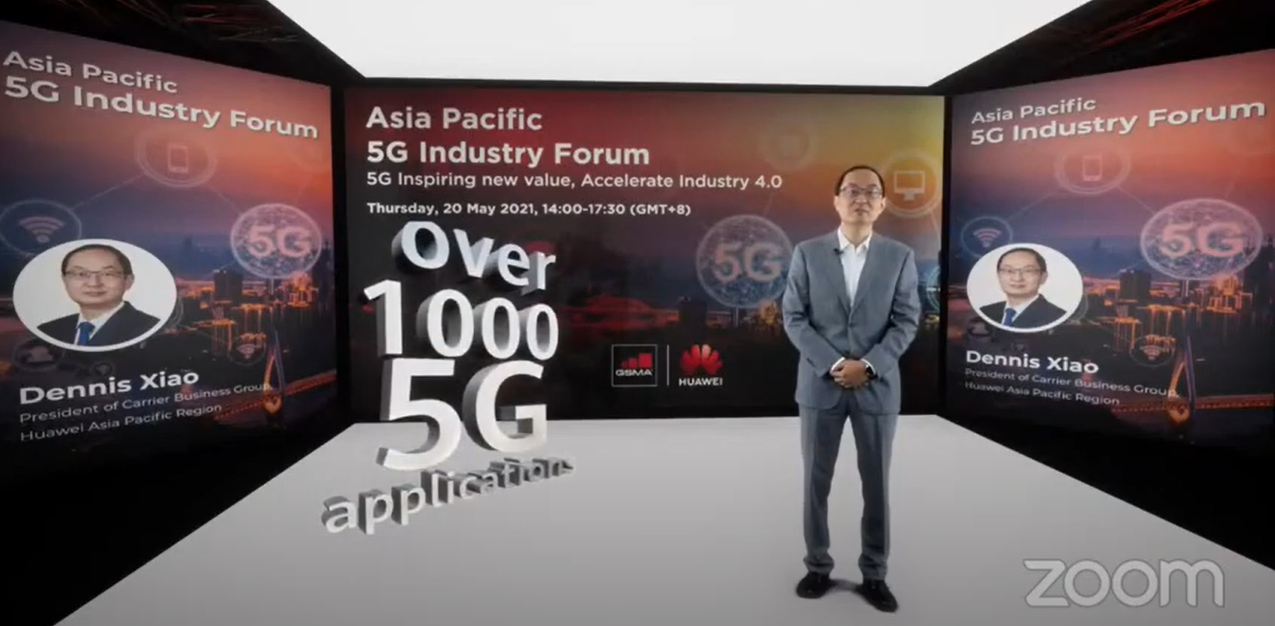 APAC 5G Industry Forum unveiled key values of 5G ecosystem for Industry 4.0