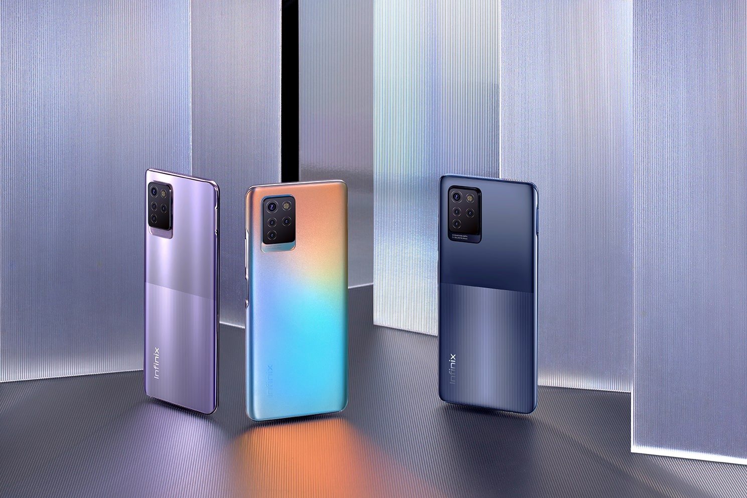 Infinix launches the NOTE 10 Pro Series