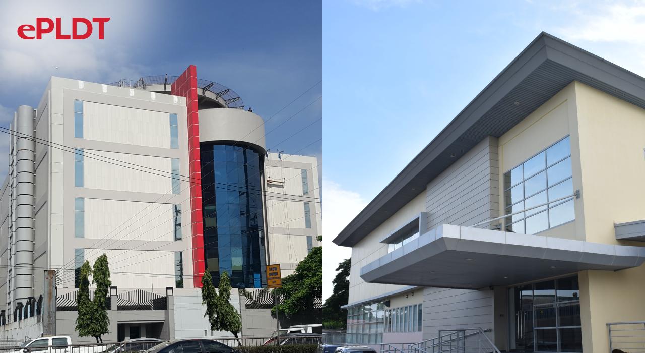 ePLDT transforms VITRO Data Centers in Pasig, Paranaque