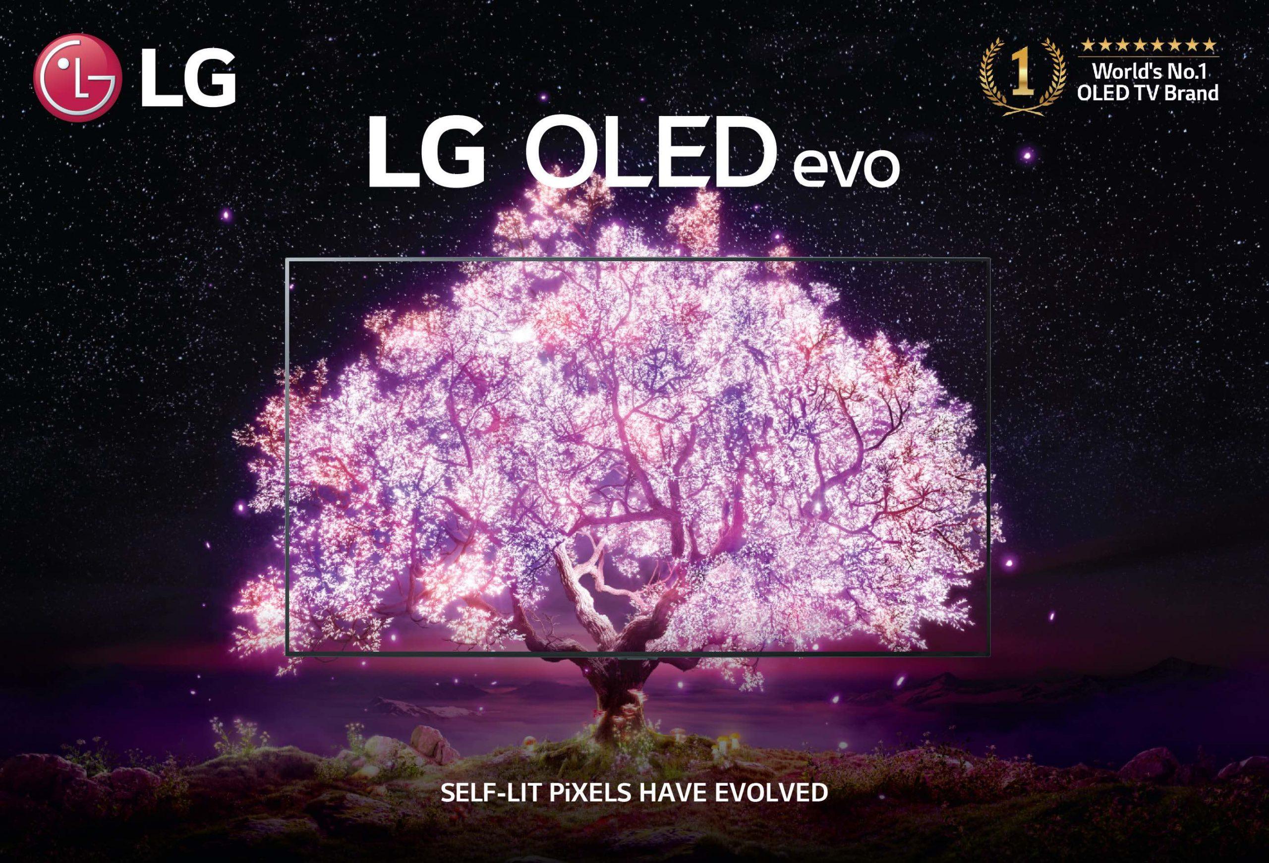 Let LG Light Up Your World