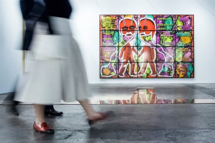 Hong Kong celebrates the power of art physically and virtually, as the world's leading contemporary art fair returns in May