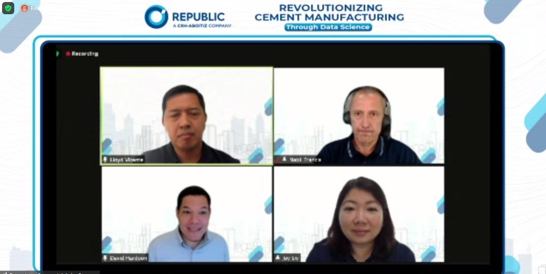 Republic Cement revolutionizes Philippine cement manufacturing through data science