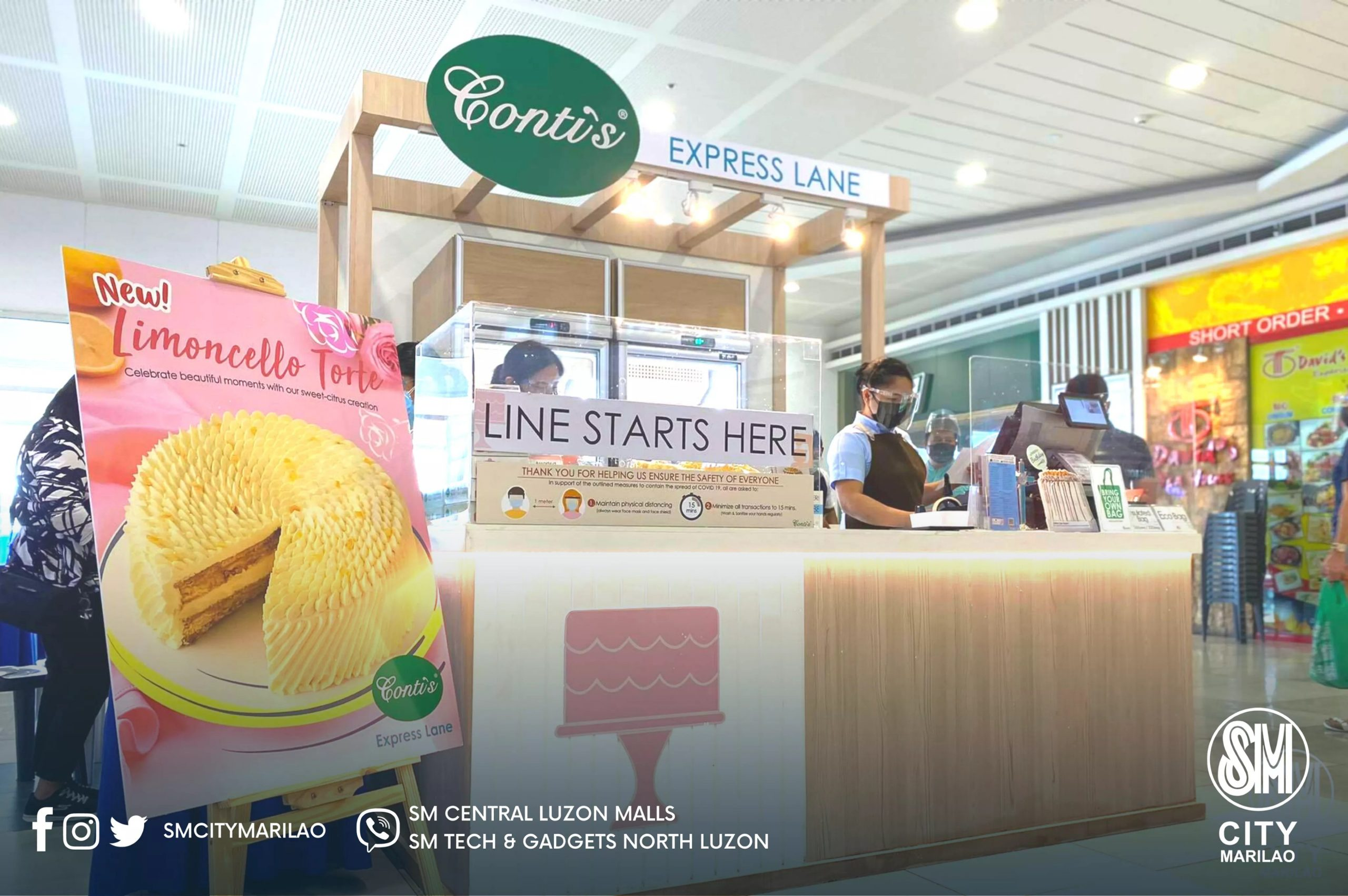 SM City Marilao and SM City Baliwag open new confectionery brand