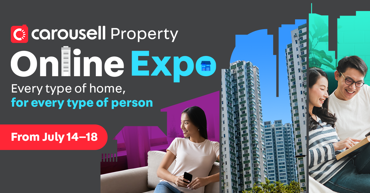 Carousell Property holds first Online Property Expo to showcase every type of home for every kind of person