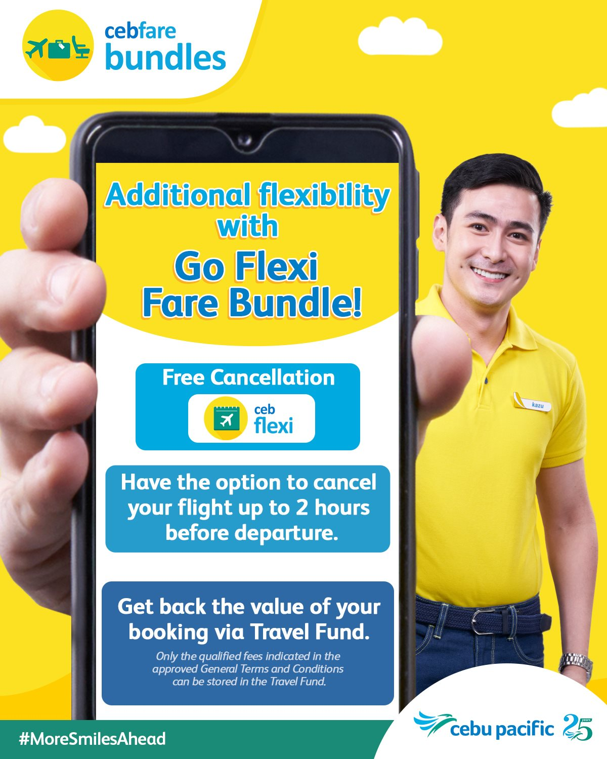 Cebu Pacific introduces new and improved CEB Flexi product