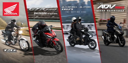 Motorcycles: The all-around ride of the new normal