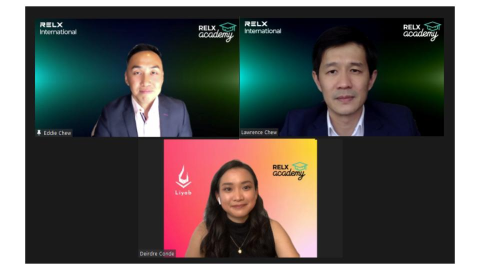 RELX International and Liyab signed MoU to roll out RELX Academy