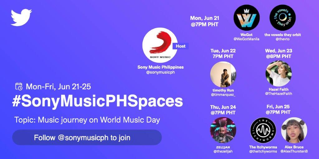 Celebrating World Music Day in Southeast Asia with #TweetYourMusic