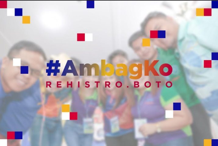 Make voting your ambag to nation-building: #AmbagKo. Rehistro. Boto. campaign urges Filipinos to practice their right to vote