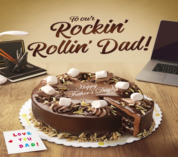 Celebrate Dad with a Special Sweet Treat!