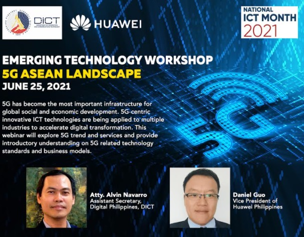 DICT, Huawei mark National ICT Month with series of workshop on emerging technology to empower Filipinos