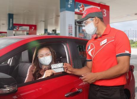 Caltex Biyaheng Bakunado offers fuel discounts for vaccinated motorists