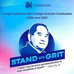 SM Foundation congratulates 219 Scholar-Gaduates