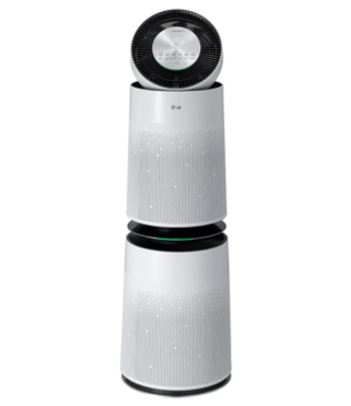 LG PuriCare 360° Air Purifier with Safe Plus Filter is now available to provide clean air at home