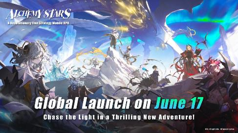 Alchemy Stars – Futuristic fantasy mobile game now available