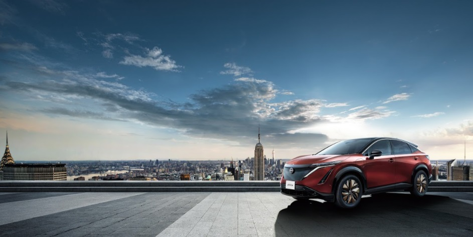 Pre-orders for all-new Nissan Ariya limited edition lineup begin in Japan