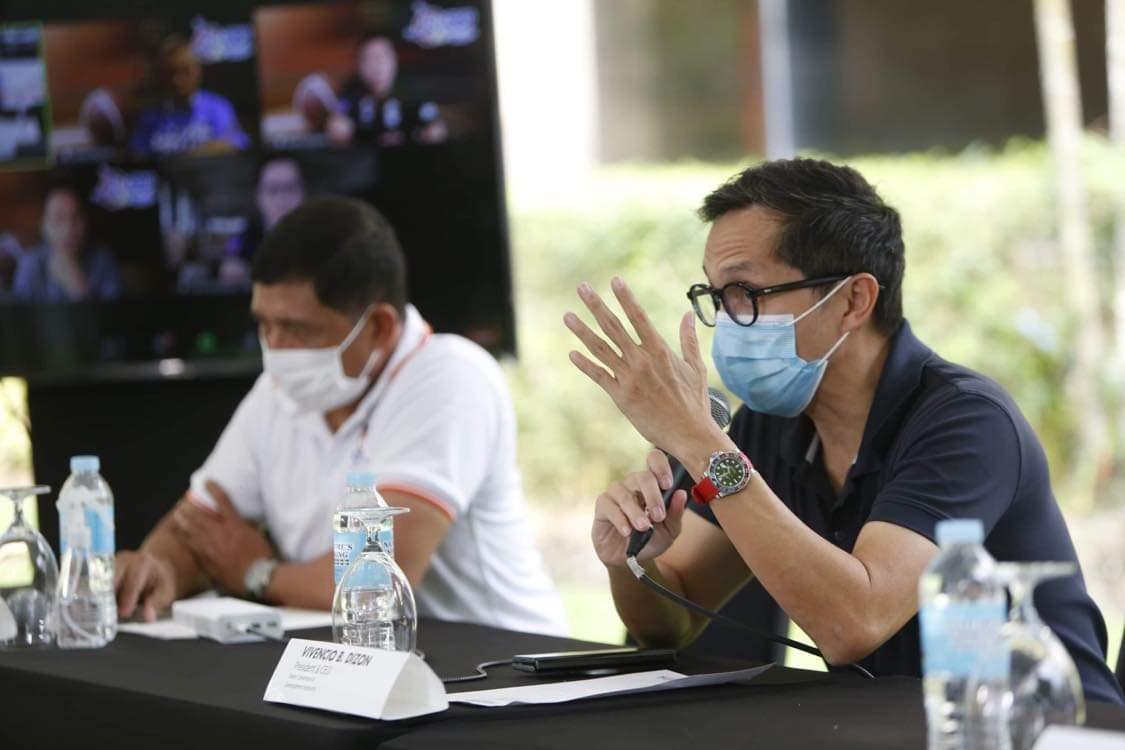BCDA and CDC Joint Press Release: FIBA teams, Gilas Pilipinas enter Clark bubble