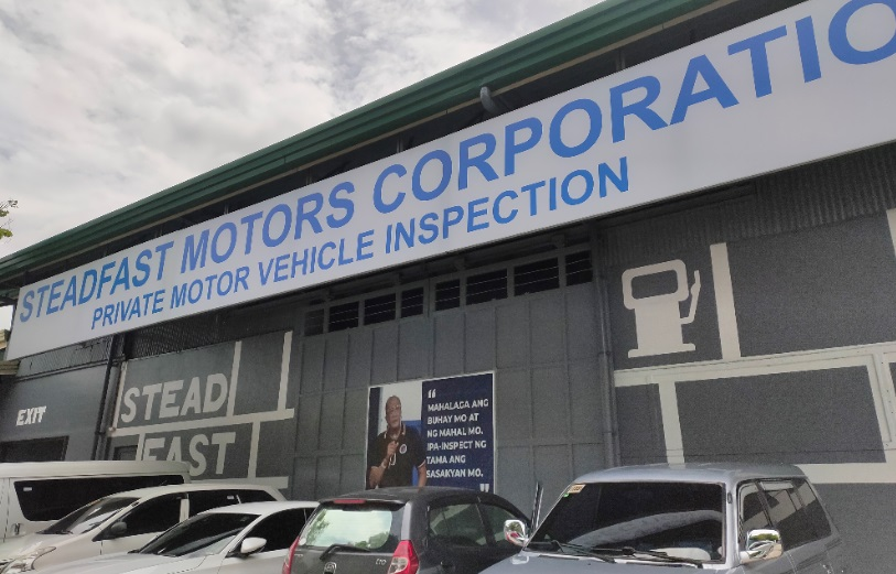 Steadfast MVIC officially opens to provide vehicle inspection needs