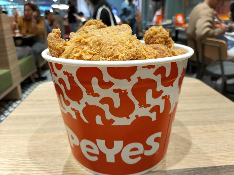 Popeyes pops in the fun as they open new store in SM City North EDSA, The Annex