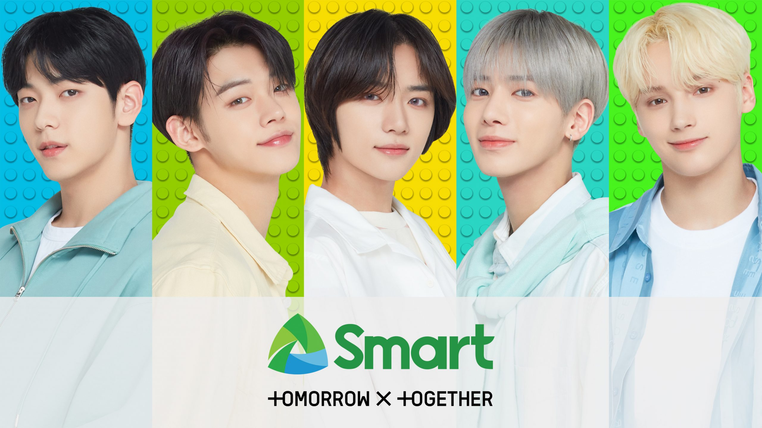 Smart announces TOMORROW X TOGETHER as the newest international ambassadors to help in building a better tomorrow