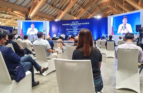AirAsia eyes to progressively restore flights from the world-class Passenger Terminal Building of Clark International Airport (CRK)