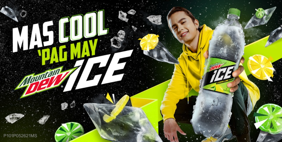 Mountain Dew Ice and James Reid parodies 3 Viral Videos 'Mas Cool' in their latest campaign