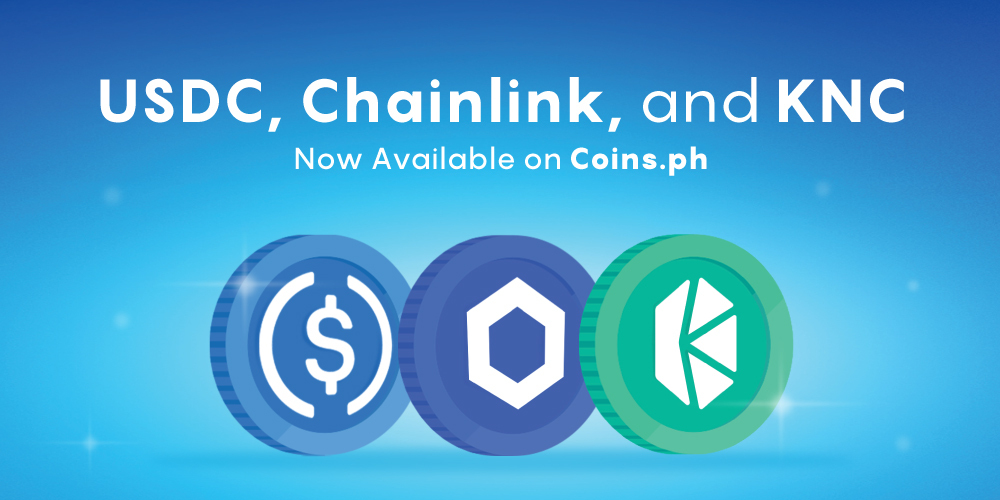 Coins.ph launches three new cryptocurrency tokens