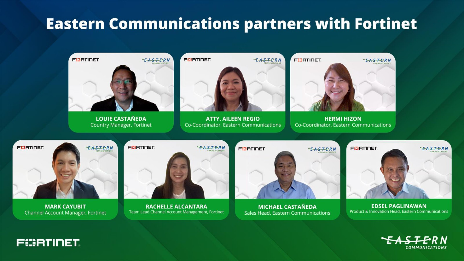 Eastern Communications ramps up cybersecurity solutions as it partners with Fortinet
