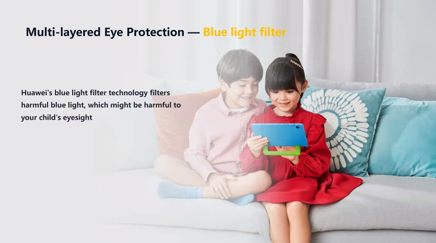 Huawei launched HUAWEI MatePad T 8 Kids Edition and HUAWEI WATCH KIDS 4 Pro, the must-have digital assistant for parents and smart toy for children