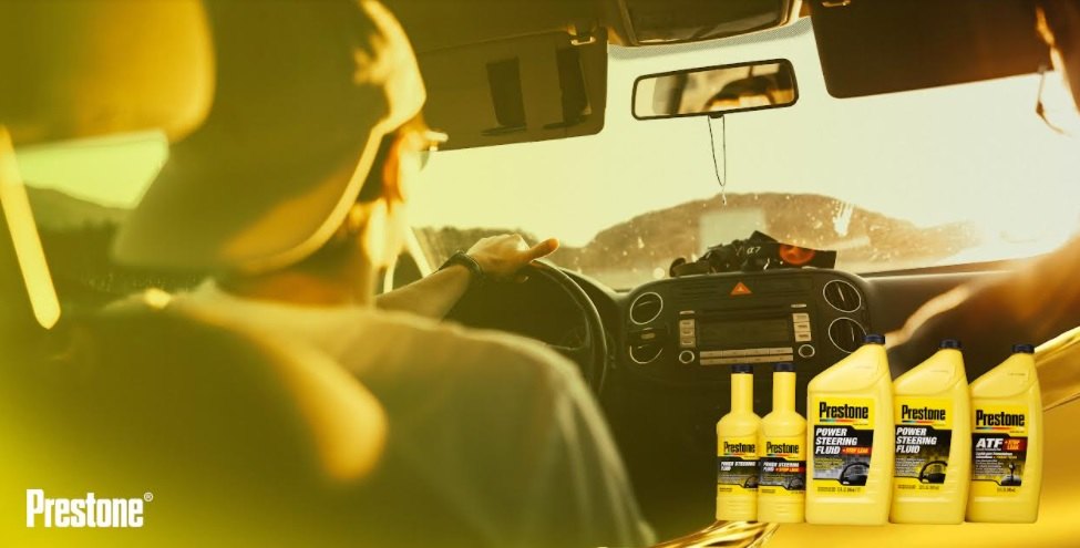 Top up your power steering fluid and steer clear from harm